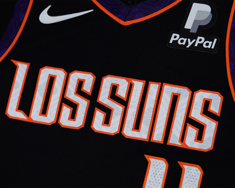Camiseta Phoenix Suns