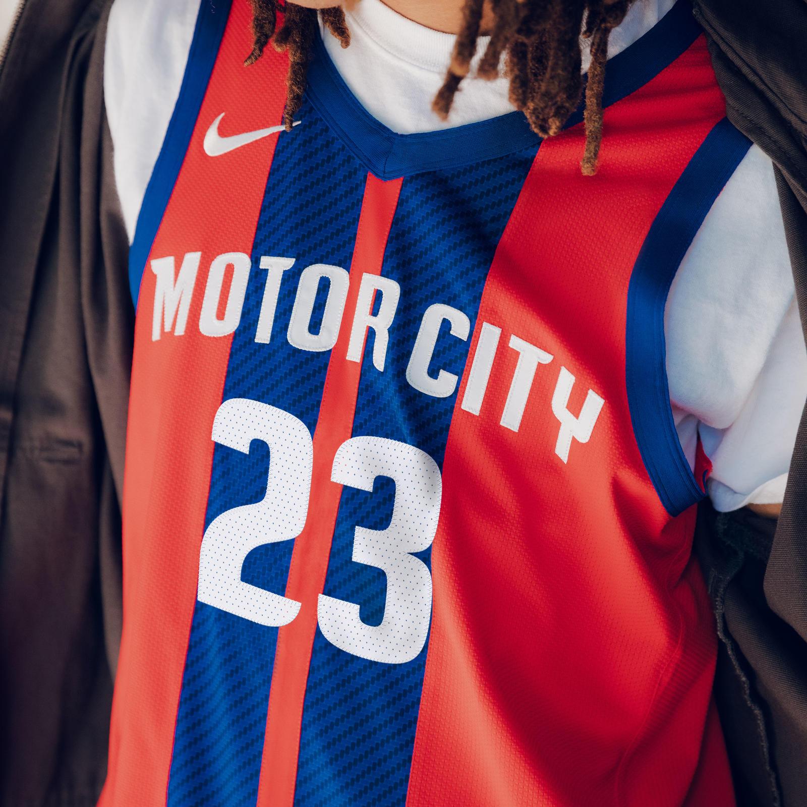 Camiseta Detroit Pistons
